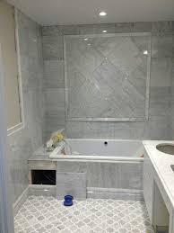 edmonton tile install white marble bathroom river city tile