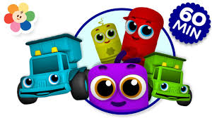 Colors For Kids   Colors Learning With Trucks And Color Crew   Color ...