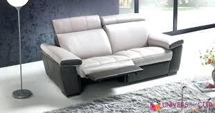 canapé cuir relax pas cher canape de relaxation pas cher canape relax cuir center incroyable