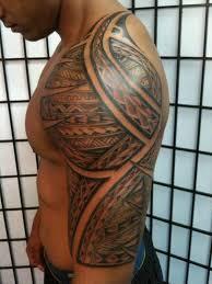 Haole Wanting Poly Tattoo Tat9
