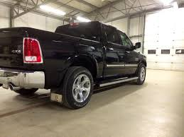 Mud Flaps/splash Guards For Trucks With Factory Wheel To Wheel Steps ...