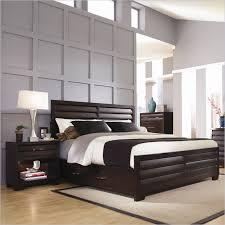 Cymax Bedroom Sets by Pulaski Tangerine 330 Panel Storage Bed 2 Piece Bedroom Set In