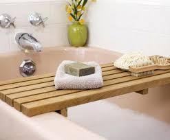 diy bathtub caddy with reading rack bathtub tray for reading modafizone co