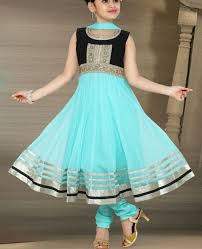 Anarkali Frocks For Kids Girls Pakistani Indian New