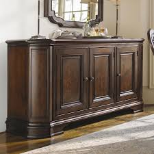 Tile Flooring Ideas For Dining Room by Furniture Elegant Dark Buffet Sideboard With Cozy Dark Wood Tile