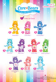 Care Bears Glitter Edition Series 2 Blind and 15 similar items