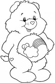 Care Bears Colouring Pages Coloring Books Kids Craft Embroidery Art Easter Crafts Christmas Adult