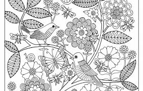 Adult Coloring Page Luxury Garden Pages