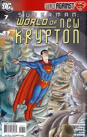 Superman World Of New Krypton 2009 7B