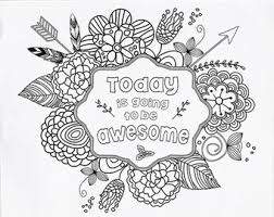 Adult Coloring Page Bible Verse Mandala Custom By ColoringPage