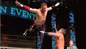 Curtain Call Wwe Deutsch by 360live Wwe Live Abu Dhabi U2013 John Cena Vs Seth Rollins Street
