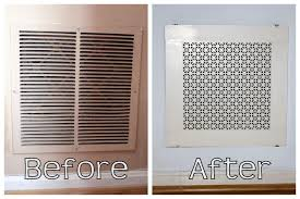 Decorative Wall Air Return Grilles by What Are Return Air Vents Grihon Com Ac Coolers U0026 Devices