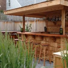 Patio Bars - Here's A Cool Wooden Backyard Patio... Garden Design With Backyard Bar Plans Outdoor Bnyard Tv Show Barns And Sheds Lawrahetcom Backyard 41 Stunning Decor Backyards Compact The Images Luxury 115 Ideas Diy Harrys Local And Restaurant Roadfood Patio Options Hgtv Modern String Lights Relaxing Tiki Pool Bar Wonderful Small Image Of Home Back Salon Build A 1 Best Collections Hd For Gadget About Shed Outside Showers Plus Trends 20 Creative You Must Try At Your