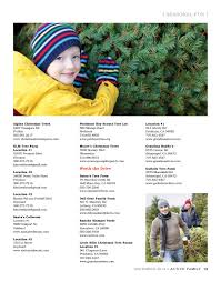 Best Christmas Tree Farms Santa Cruz by Christmas Tree Lot Guide U2013 Active Family Magazine