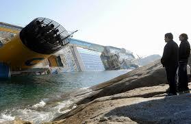 the world today italian cruise company blames captain for
