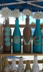 DIY projects with glass bottles wine bottle repurposed