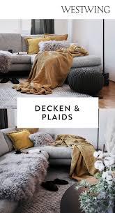 decken dekoration wohnzimmer kuscheldecke wohndecke decke