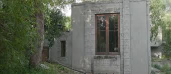 100 Millard House Ii Walk Through Frank Lloyd Wrights KCET