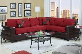 red living room sets living room