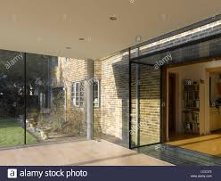 100 Hudson Architects Baillie Scott House Extension Storeys Way Cambridge Stock