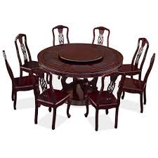 Amazon.com - ChinaFurnitureOnline Rosewood Round Dining Table Set ... Vintage Kitchen Table And Chairs Set House Architecture Design Shop Greyson Living Malone 70inch Marble Top Ding Westlake Transitional Cherry Wood Pvc Leg W6 The 85ft W 6 Forgotten Fniture Homesullivan 5piece Antique White And 401393w48 Plav7whiw Rubberwood 7piece Room Free Shipping Cerille Rustic Brown Of 2 By Foa Amazoncom America Bernette Round East West Niwe6bchw Pc Table Set With A