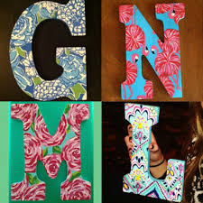 Best Painted Wooden Letter Products on Wanelo