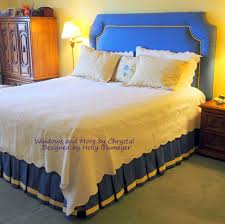 Box Pleat Bed Skirt by Bedding Portfolio Windiows And More By Chrystal