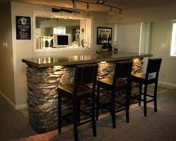 Outdoor Bar Lighting Ideas Best On And Basement Bars