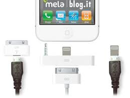 Is This What the iPhone 5 Dock Adapter Will Look Like