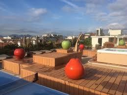 le patio des artistes cannes roof terrace picture of best western plus le patio des artistes