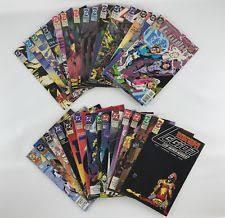Copper Age Legion Of Superheroes Comics