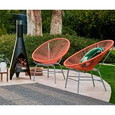 Set Of 2 Summer Orange Acapulco Chairs Outdoor Patio Lounge Chairs Mid  Century Modern Details About Set Of 2 Allweather Oval Weave Lounge Patio Acapulco Papasan Chair Orange Black Resortgrade Chairs The Cheap Replica Designer Indoor Outdoor In Grey White On Frame Amazoncom With Fire Pit Chair 3d Model Items 3dexport Add Zest To Any Space Part Iii Sun Blue Brand New Pieces Red Egg Chair Modern Pearshaped Retro Adult