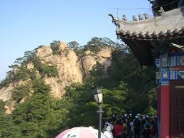 Anshan Yufo Mountain