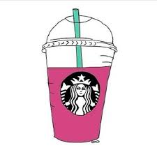 Starbucks Clipart Cute Tumblr