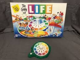 Image Is Loading 1999 2000 The Game Of Life Board