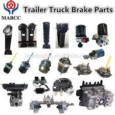 100 Hino Truck Parts Dafhinoivecovolvoman Wabco Spare Brake SystemBrake
