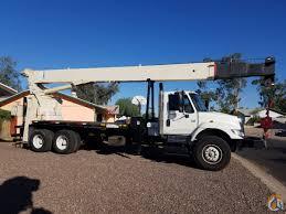 100 Trucks For Sale In Phoenix Az National 9103A Rear Mount Crane For In Arizona On