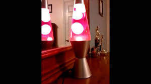 Spencers Gifts Lava Lamps by Lava Lamp Pink Liquid White Lava Youtube