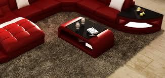 design couchtisch glastisch tische polster tisch wohnzimmer möbel beistell 6140