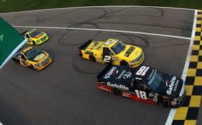 100 Nascar Truck Race Results 2018 MENCS Kansas 2 Joey Logano Action NASCAR Photo SPEED SPORT