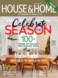 100 House And Home Magazines November 2018 Free Download PDF