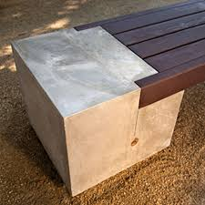 Bench Captivating Concrete Bench Molds For Your DIY Outdoor