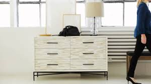 West Elm Emmerson Bed by West Elm U0027s Wood Tiled Collection Is Modern And Timeless Youtube
