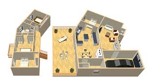 Special House Plans by Brisbane Real Estate Photography Floor Plans Abstract View The