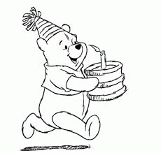 Birthday pictures Picture tags birthday coloring page cake