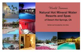 100 Houses For Sale In Desert Hot Springs World Famous Natural Mineral Water Resorts And Spas In
