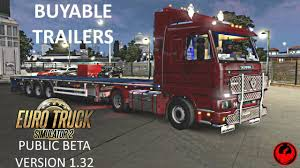 Euro Truck Simulator 2 – Public Beta 1.32 – Trailer Ownership | Euro ...