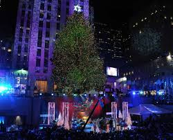 Rockefeller Christmas Tree Lighting 2018 by A Nation In Dire Need Of Christmas Time Com