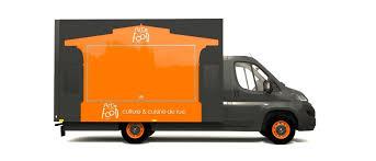 camion équipé cuisine fabricant food truck remorque food