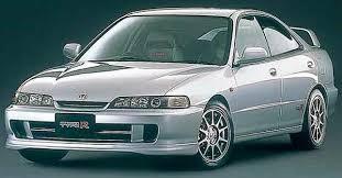 JDM Honda Integra Type R parison